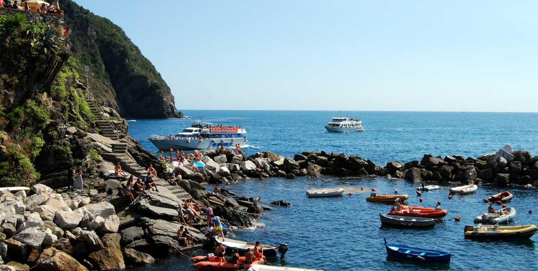 Noleggio Barche Riomaggiore - 5 Terre Velamica