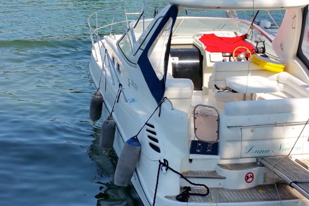 Sealine 34S Velamica Noleggio